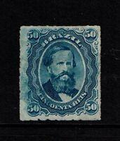 Brazil SC# 63 Mint No Gum / Hinge Rem - S7075
