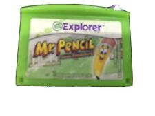 Leapfrog Leappad 2 Mr Pencil Saves Doodleburg Game Cartridge Used