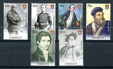 Kiribati 2009 MNH Seafaring & Exploration Shackleton Marco Polo 6v Set Stamps