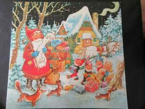 Weihnachtskalender-Adventskalender-original DDR 1970er Jahre...3