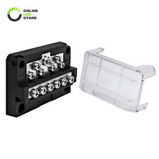 Online LED 12-way Modular Ground Terminal Block Expand With up to 12 Bus