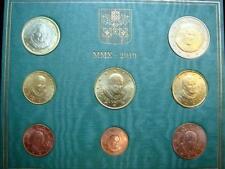 BU VATICAN 2010 - 8 pièces  Coins - 3,88 EURO Vaticano Pape  Pope Benoit XVI