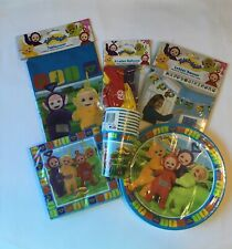 Teletubbies Dine and Decorate Party Bundle