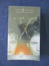 Sealed Box 1996 X-Files Science Fiction Tv Trading Cards Game Cards