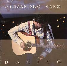 ALEJANDRO SANZ CD BASICO MI PRIMERA CANCION PISANDO FUERTE SI TU ME MIRAS LA LUZ