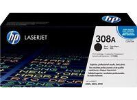 NEW HP LASERJET CARTRIDGE Q308A-BLACK(OEM)