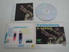 2RAUMWOHNUNG/IN WIRKLICH(GOLD RUSH-PEPITA 076)CD ALBUM