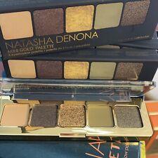 Natasha Denona MINI GOLD PALETTE New In Box Fresh