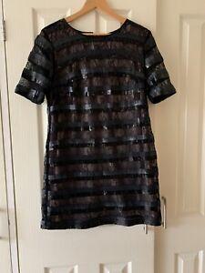 Next Sequinned Dress - 14