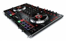 Numark NS6 II 4 Channel USB DJ Controller Starter Bedroom Mix Beat Pad FX Sample