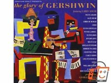 CD The Glory Of Gershwin - Gabriel Bush Sting Cher Adler Adams Bon Jovi C.Simon