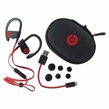 Beats by Dr. Dre Powerbeats 2 Wireless Ear Hook Sport Bluetooth Headphones Black
