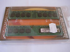 2GB (2 x 1GB) DDR2 800MHz Non-ECC CL6 DIMM, 240-pin, Kingston