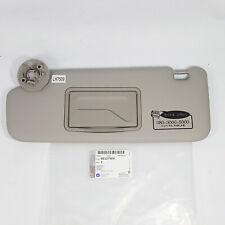 Chevrolet Interior Inside Sun Visor Shade LH Gray for GM Aveo 2012+ OEM Parts