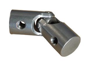 Kreuzgelenk einfach gehärteter Stahl Kardangelenk Ø 25 mm Wellengelenk