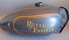 Royal Enfield Bullet Fuel Tank # 806004 Athena Gray 1950-2007