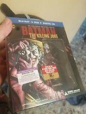 Batman: The Killing Joke (Blu-ray Disc Deluxe Edition) NEW