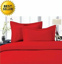 1800 Series Egyptian Quality 3pc Duvet Cover Set- All Sizes, 22 Colors