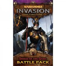 Warhammer Invasion The Card Game The Fourth Waystone Battle Pack OOP LCG