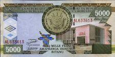 Burundi 5.000 Francs 2008 Pick 48 (1)