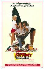 "Fast Times at Ridgemont High 27.4"" x 40"" Poster 1980's Movie Sean Penn Spicoli"