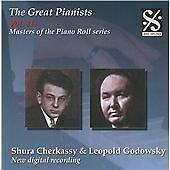 Great Pianists, Vol. 11: Shura Cherkassky & Leopold Godowsky (2010) 2D