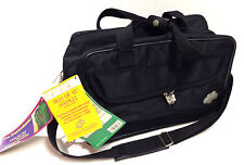 Black Skyway Soft Case Carry on Bag Suitcase Overnight Bag - Unisex Adult New!