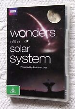 Wonders Of The Solar System (DVD, 2-Disc Set) R-4, LIKE NEW, FREE POST AUS-WIDE