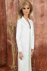 ELENPRIV ivory suede maxi cardigan for Fashion Royalty FR2 dolls