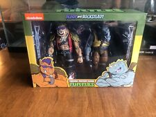 Neca TMNT Bebop and Rocksteady Target Exclusive 2 pack Brand New