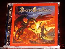 Sacred Guardian: S/T ST Self Titled Same CD 2012 Stormspell Records SSR-DL91 NEW
