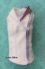 MONSTER HIGH ~ Scarah Screams Freaky Fusion as Toralei WHITE VEST SHIRT CLOTHES