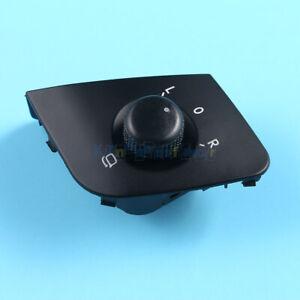 Exterior Side Mirror Adjust Switch Knob Button #6J1959565 For 09-15 Seat Ibiza
