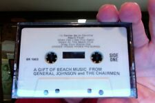 General Johnson & the Chairmen- A Gift of Beach Music- used cassette- no insert