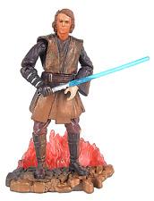 Star Wars La Venganza De Los Sith Duelo En Mustafar Darth Vader Figura De Acción