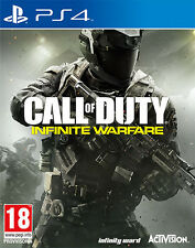 Call of Duty Infinite Warfare - PS4 ITA - NUOVO SIGILLATO [PS40362]