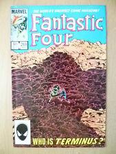 Marvel Comics Group- THE FANTASTIC FOUR, Vol.1, No.269, August 1984 (Exc* )