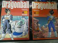 Dragon Ball Power Level Hentai Yaoi Colección Tomos 1 Y 2 Japonés