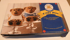 Build A Bear Workshop 3D Cake Pan Nordic Ware Teddy Bear Mold