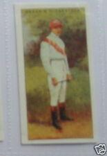 #25 h jelliss jockey card r