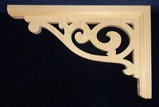 "L&G's Victorian Gingerbread Fretwork Arch Brackets 10"" Set of 8"
