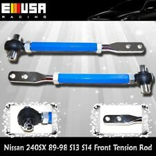 For 1989-1998 240SX S13 S14 Front lower control arm Tension Rod BLUE