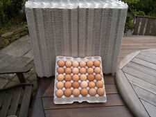 EGG TRAYS GREY 50 TRAYS (HOLDS 30 EGGS) SUITABLE FOR CHICKEN MEDIUM/LARGE EGGS
