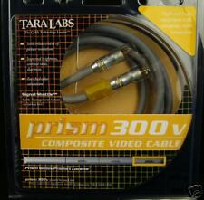 Tara Labs Prism 300 V 3 meter Digital Coaxial or Composite video cable 300v-3M