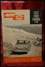AMS Auto Motor Sport 23/60 BMW 700 Sport Ford Taunus 17 M