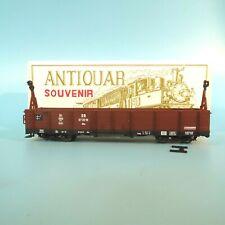 Technomodell 4401 PMT H0e 4-achsiger offener Güterwagen der DR Epoche 3/4