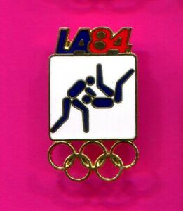 1984 OLYMPIC PIN LARGE WHITE SPORTS PINS LOT #2 PICK A PIN 1-2-3- BUY ALL 8 PINS