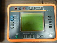 Snap-On Automotive Lab Scope Diagnostic tool in Case EEOS306A Working