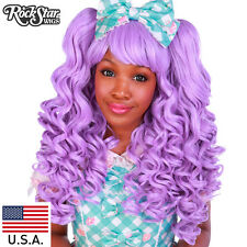 Gothic Lolita Wigs® Baby Dollight™ Collection - Lavender Mix - 00010 Wig USA