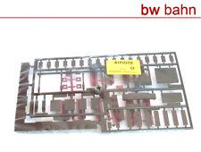 Kibri H0 Bausatz 4100-9 Ausstattung Häuser Fensterläden Türen Kamine Neu